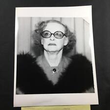 1980 Bette Davis Candid Mother's Day Award Original Movie Still Photo A107