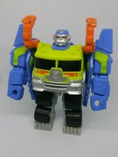 Transformers Rescue Bots Salvage Garbage Truck Action Figure 2014