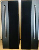 Apogee acoustics centaur minor ribbon speaker system audiophile hybrid 1990 rare