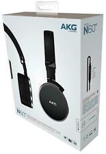 AKG N60NC Kopfhörer  Wireless On Ear Headphones Noise Cancelling Schwarz Neu OVP