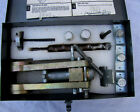SCHLAGE Door Entry Lock Drilling Boring Jig Tool Installation Kit Excellent Cond