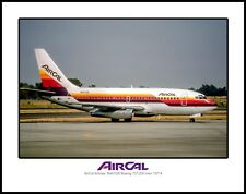 AirCal Airlines Boeing 737-293 11x14 Photo (J177RGED11X14)