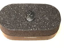 MAC ~ Objects of Affection BLACK CAMEO Keepsake Makeup Case/ Display ~ NEW
