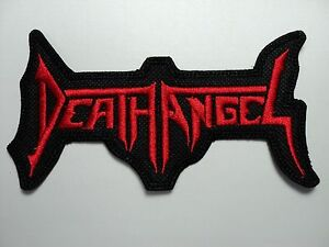 DEATH ANGEL   EMBROIDERED PATCH