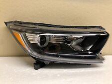 2017 2018 2019 Honda CR-V CRV Right  LED Headlight OEM *Nice Shape* 17 18 19