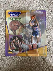 1998 FAME College Basketball Starting Lineup MIKE BIBBY Arizona Wildcats