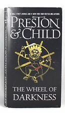 THE WHEEL OF DARKNESS BY PRESTON & CHILD WSJ & NY TIMES #1 BESTSELLING  AUTHORS