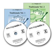 2 CDs - TRADITIONALS - VOLKSMUSIK - GEMAFREIE MUSIK AKM SUISA FREI - VERTONUNG