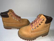 Preowned- Timberland Little Wheat Youth 6 in Premium Boot Girls (Size 11W)