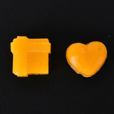 Organic Beeswax Cosmetic Grade Filtered Natural Pure Yellow Bees Wax Bar 8g *