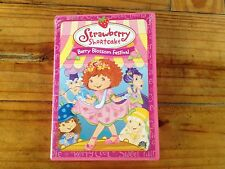 Strawberry Shortcake Berry Blossom Festival - DVD 2007 VERY CUTE Great Gift