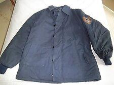 "East German (DDR) OFFICER'S ""ZIVILVERTEIDIGUNG"" (Civil Defense) Winter Jacket"