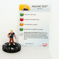 Heroclix Machine Teen #012 Common Age of Ultron