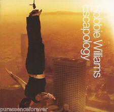 ROBBIE WILLIAMS - Escapology (UK 14 Track CD Album)