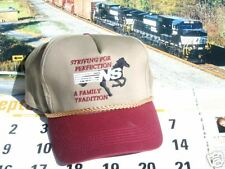 NORFOLK SOUTHERN RAILROAD/FAMILY TRADITION HAT/NICE/NEW