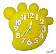Design Wanduhr, Bürouhr, Küchenuhr wall-clock (MX1148Gelb)