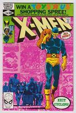 Uncanny X-Men #138 Cyclops Quits! - John Byrne - Grade 9.2 WH