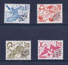 timbre France préoblitéré  zodiaque    n° 154/57  **