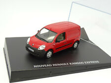Renault boutique 1/43 - renault kangoo express red