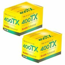 8667073 Tri-X 400TX, Black and White Print Film, 35mm, 36 Exposures (Pack of
