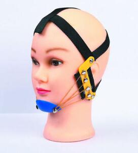 1 X Sino Dental Orthodontic Headgear High Pull Strap Headgear Facemask Size L