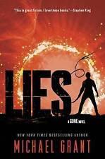 Lies: A Gone Novel-ExLibrary