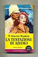LA TENTAZIONE DI ADAMO E ALTRI RACCONTI - MAUGHAM