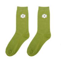 Cool Fun and Funky women's flower Socks.Original pattern novelty socks.