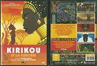 DVD - KIRIKOU ET LA SORCIERE ( DESSIN ANIME )