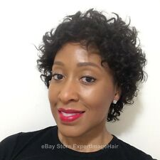 EXPERTIMAGEHAIR GLUELESS LACEFRONT WIG PREMIUM VIRGIN BRAZILIAN HAIR: FITS S/M/L