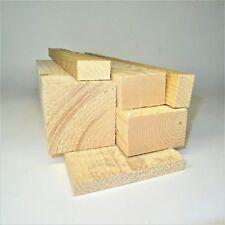 1 Stück Rahmenholz Fichte H/B/L saegerau 40mm x 60mm x 2000mm Holz Zaun Carport
