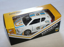 Gold Coast Titans 2018 NRL Official Supporter Collectable Model Car New