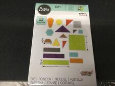 Sizzix Bigz L Die Fabi Edition Block Builders 662526