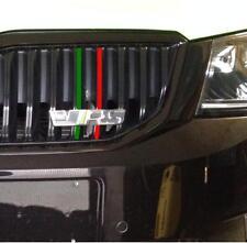Kidneys Sticker fits RS Octavia Suberb Fabia Jeti Radiator grille Sticker
