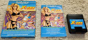 Atari 2600:X-Man (Gamex) / European PAL-Version / boxed