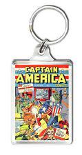 CAPTAIN AMERICA COMICS #1 1941 KEYRING LLAVERO