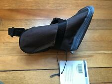 """New-Old-Stock ELECTRA Bicycle LARGE """"Under Saddle Bag"""" - 90 cu.in. Black"""