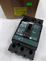 JDL36150 SQUARE D 3POLE 150AMP 600V PowerPact CIRCUIT BREAKER NEW