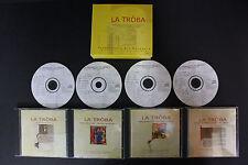 CD:  Zuchetto La Troba Anthologie chantee Troubadours 12th & 13th siecles Vol. 1