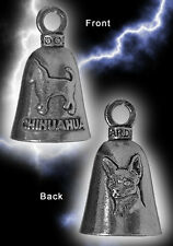 Chihuahua (Dog Breed) Guardian® Bell Motorcycle Harley Luck Gremlin Ride