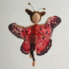Butterfly Fairy Felting Kit Christmas Craft Kits 15cm Height Video Description