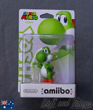 Amiibo - Yoshi - Super Mario Series - *Genuine Nintendo Accessory*  WiiU/Switch