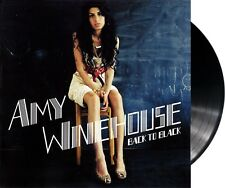 "Amy Winehouse ""back to black"" Vinyl LP NEU & eingeschweißt Album 2007"