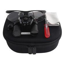 Dental Loupe High Magnification Binocular Dental Surgical Magnifier 4x R 460mm
