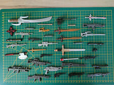 LOT ARMES ACCESSOIRES FUSILS EPEES MISSILES .... A IDENTIFIERS JOUETS