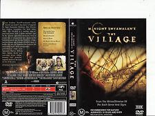 The Village-2004-Jaoquin Phoenix-Movie-DVD