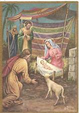 Cartolina di Auguri  :  BUON  NATALE  ( 28 )  -  illustratore : A. COLLINO