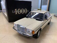 Mercedes Benz W123 Taxi B66040670 Norev 1:18 Modell dealer edition