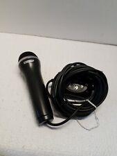 Konami USB Logitech Microphone Black for PS2, PS3, XBOX 360, Wii E3