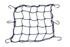 BikeMaster Stretch Net Motorcycle Tie-Downs Blue 100009